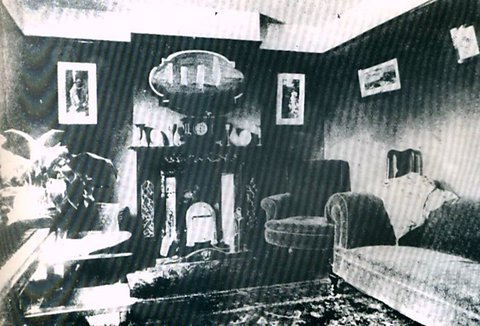 Front Room or Parlour in Canning Town.